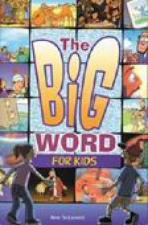 CEV Big Word for Kids: New Testament, Paperback