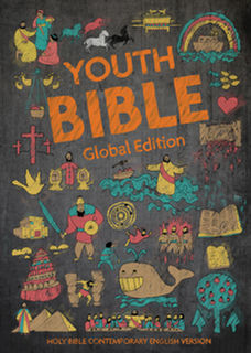 CEV Youth Bible NZ Edition Compact Hardcover