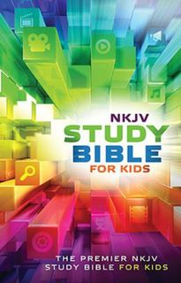 NKJV Study Bible for Kids, Hard Cover