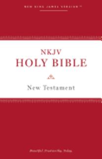 NKJV, Holy Bible New Testament, Paperback