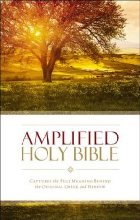 Amplified Bible (New), Paperback