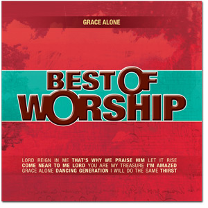 Best of Worship - Grace Alone, CD