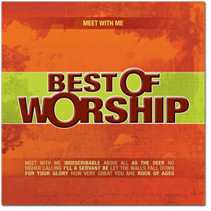 BEST OF WORSHIP - Meet with me, CD