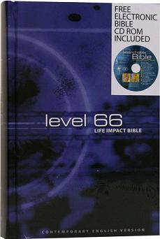 CEV Level 66 Life Impact Youth Bible, Hard Cover