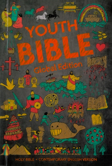 CEV Youth Bible Global Edition Paperback