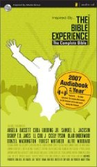Complete TNIV Audio Bible: The Bible Experience CD