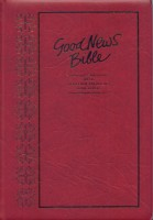 Good News Bible Catholic Edition, Clear Print