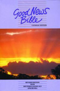 Good News Bible: Catholic Edition, Hard Cover
