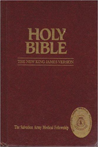 Holy Bible NKJV Paperback