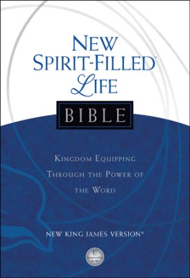 New Spirit-Filled Life Bible NKJV, Hard Cover
