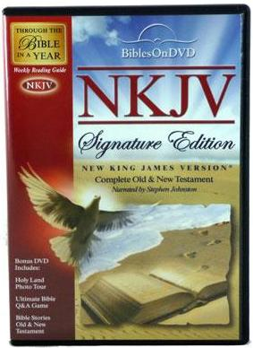 NKJV Video Bible, Dramatized Signature Edition