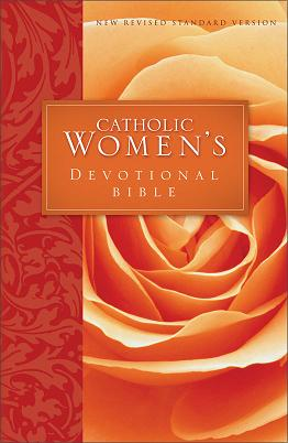 NRSV Catholic Women's Devotional Bible