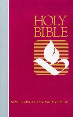 NRSV Pew Bible, Hard Cover