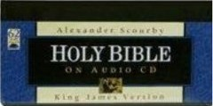 Scourby KJV Audio Bible: King James Version (Audio Bible on CD)