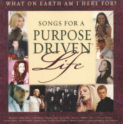 Songs for a Purpose Driven Life, CD