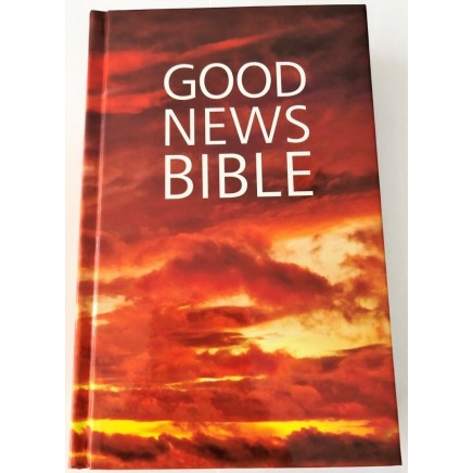 Good News Bible Global Sunrise Hardback